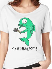 Cannibalism Women's Relaxed Fit T-Shirt