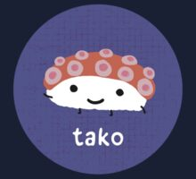 Tako (Octopus Sushi) Kids Tee