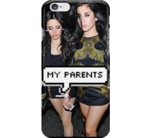 Camren (Camila and Lauren from 5H) iPhone Case/Skin