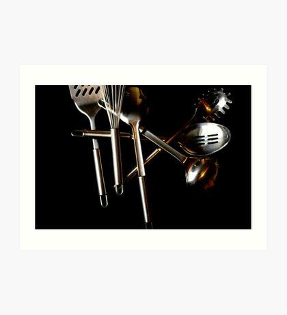 utensil Art Print