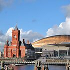 Cardiff Bay by xBeanie91x