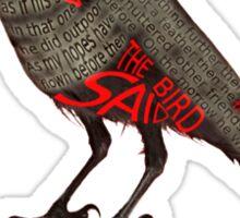 The Raven's Nevermore #2 Sticker