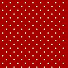 Red polka dots by brundellfly