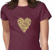 QR LadyFi Womens Fitted T-Shirt