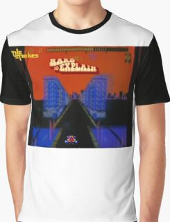 Hard to Explain : Turbo [The Strokes]  Graphic T-Shirt