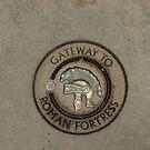 Gateway to Roman Fortress by Pawel J