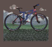 Mountain Bike One Piece - Short Sleeve
