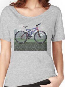 Mountain Bike Women's Relaxed Fit T-Shirt