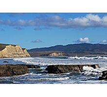 Reyes Coast Photographic Print