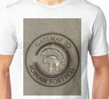 Gateway to Roman Fortress Unisex T-Shirt