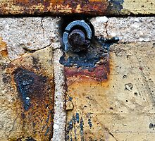 Rusty Bricks by catherinecachia