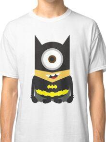 Despicable Me Minion Superheroes Batman Classic T-Shirt
