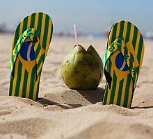 Copacabana Beach Feeling by George Oze