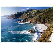 Big Sur Scenic Poster