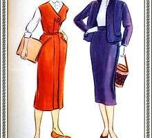 Style: 75 years ago...#1 by George Petrovsky