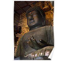 Todaiji Buddha Poster