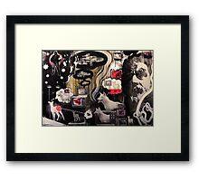 """Modern Manhood"" Framed Print"