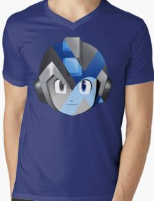 X-Megamen Mens V-Neck T-Shirt