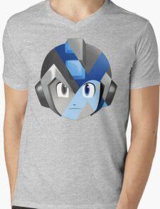 X-Megamen Mens V-Neck T-Shirt