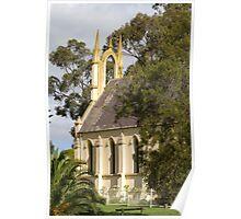 All Saints Whittlesea Poster