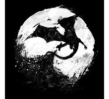 Midnight Desolation Photographic Print