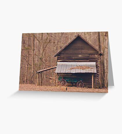 West Point on the Eno Park, Durham, NC Greeting Card