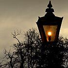 Old Street Lamp by Stan Owen