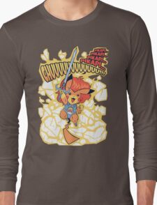 Thundermouse Hooooo Long Sleeve T-Shirt