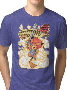 Thundermouse Hooooo Tri-blend T-Shirt