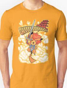 Thundermouse Hooooo Unisex T-Shirt