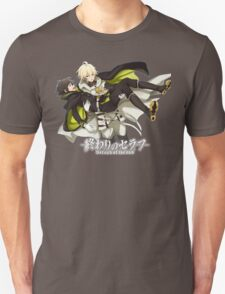 seraph of the end anime design 3 T-Shirt