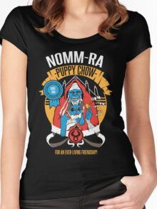 Nomm-Ra Women's Fitted Scoop T-Shirt