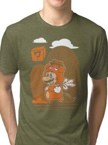 Waka Waka Wahoooo Tri-blend T-Shirt
