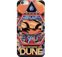 Jodorowsky's Dune iPhone Case/Skin