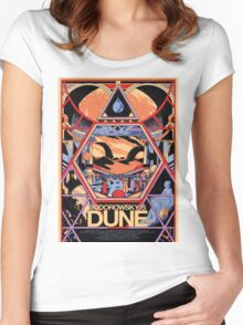 Jodorowsky's Dune Women's Fitted Scoop T-Shirt