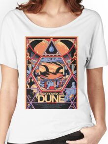 Jodorowsky's Dune Women's Relaxed Fit T-Shirt