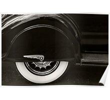 Dodge Skirt Poster