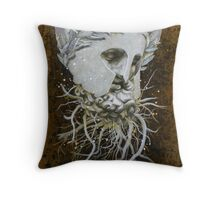 """War Hero"" Throw Pillow"