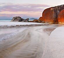 Squeaky Beach, Wilsons Promontory, Victoria, Australia by Michael Boniwell