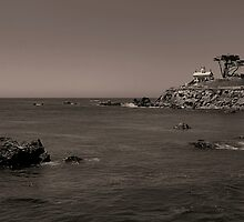 Ageless Sentinel - Battery Point Lighthouse by JamesA1