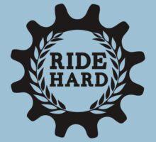 Ride Hard Kids Tee