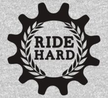 Ride Hard by Adam Excell