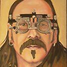 """Mine Eyes Have Seen..."" by Rhinovangogh"