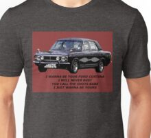 Ford Cortina [I Wanna Be Yours] Arctic Monkeys Unisex T-Shirt