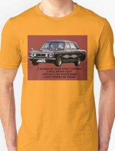 Ford Cortina [I Wanna Be Yours] Arctic Monkeys T-Shirt