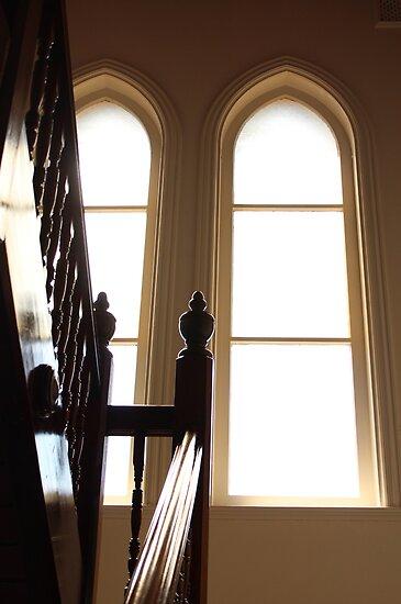 Toward the light. by Jeanette Varcoe.