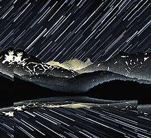 Alaska's Stars by JSatoshi