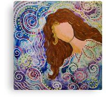 Wise Woman Canvas Print