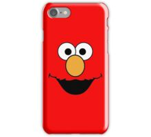 Sesame Street Elmo iPhone Case/Skin