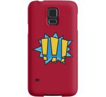 COMIC BOOK: !!! Samsung Galaxy Case/Skin